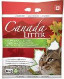 Наполнитель для кошачьего туалета Canada Litter неароматизированный 6кг