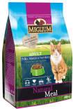 Сухой корм для кошек Meglium Adult Говядина Курица Овощи 400г
