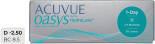 Контактные линзы Acuvue Oasys 1-Day with HydraLuxe Однодневные -2.50/14.3/8.5 30шт