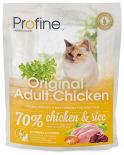 Сухой корм для кошек Profine Original Adult Курица 300г