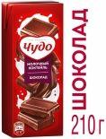 Коктейль молочный Чудо Шоколад 3% 200мл