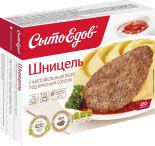 Шницель СытоЕдов с картофельным пюре под красным соусом 350г