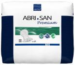 Прокладки Abena Abri-San Premium 10 урологические 21шт