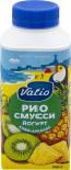 Йогурт питьевой Valio Рио смусси с киви и ананасом 1.9% 330г