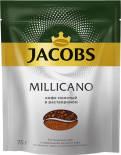 Кофе молотый в растворимом Jacobs Millicano 75г