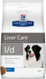 Сухой корм для собак Hills Prescription Diet l/d при заболеваниях печени 5кг