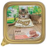Корм для кошек Stuzzy Pate Cat паштет с лососем 100г