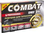 Ловушка для тараканов Combat Professional 10шт