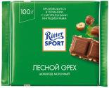 Шоколад Ritter Sport Молочный Лесной орех 100г