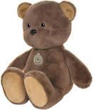 Игрушка мягкая Fluffy Heart Медвежонок 25см