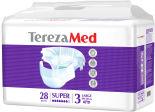 Подгузники TerezaMed Super L для взрослых 28шт