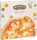 Пицца Маркет Перекресток 4 сыра 350г