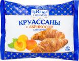 Круассаны La Reine с абрикосом для выпечки замороженный 420г