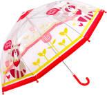 Зонт детский Mary Poppins Apple forest прозрачный