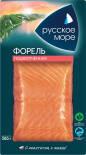 Форель Русское море филе-кусок подкопченная 300г