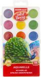 Краски Art Berry акварельные 18 цветов