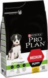 Сухой корм для щенков Pro Plan Optistart Medium Puppy с курицей 3кг