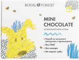 Шоколад Royal Forest из кэроба с миндалем 30г