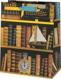 Пакет подарочный Magic Pack Книги 17.8*22.9*9.8см