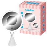 Зеркало Camelion для макияжа со светодиодной подсветкой