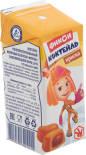 Коктейль молочный Фиксики Ириска 3% 200мл