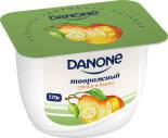 Продукт творожный Danone Груша и банан 3.6% 170г