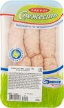 Колбаски куриные Первая свежесть для жарки с сыром 500г