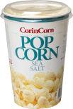 Попкорн CorinCorn соленый 45г