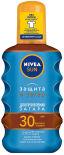 Масло-спрей для загара Nivea Sun SPF30 водостойкое 200мл
