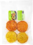 Биточки ВкусВилл Морковные и капустные замороженные 390г