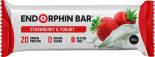 Батончик протеиновый Endorphin Bar Protein Bar Клубника-йогурт 60г
