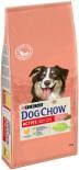Сухой корм для собак Dog Chow Adult 1+ Active с курицей 14кг