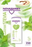 Заменитель сахара Novasweet Stevia 350 таб