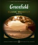 Чай черный Greenfield Classic Breakfast 100 пак