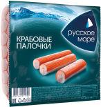 Крабовые палочки Русское море 400г