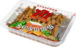 Сухарики-гренки Три Семёрки ржано-пшеничные Холодец с Хреном 150г