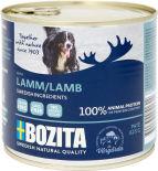 Корм для собак Bozita Lamb мясной паштет с ягненком 625г