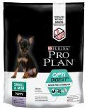 Сухой корм для щенков Pro Plan Grain Free Formula мелких и карликовых пород с чувствительным пищеварением с индейкой 2.5кг