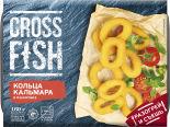 Кольца кальмара Cross Fish в панировке 160г