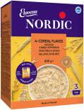 Хлопья Nordic 4 злака 600г