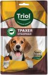 Лакомство для собак Triol Трахея говяжья отборная 35г