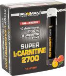 Напиток IronMan Super L-carnitine 2700 Персик 10шт*25мл