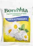 Биологически активная добавка к пище Bona Vita Карамель леденцовая Мята-ромашка 60г