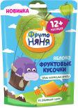 Кусочки фруктовые ФрутоНяня Яблоко 56г