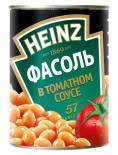 Фасоль Heinz в томатном соусе 415г