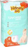 Подгузники-трусики Honey Kid Maxi №4 7-14кг 44шт