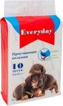 Пеленки Everyday впитывающие для животных 60*60см 10шт