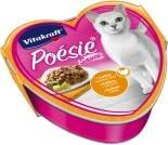 Корм для кошек Vitakraft с индейкой и сырным соусом 85г