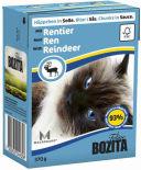 Корм для кошек Bozita Кусочки в соусе с оленем 370г