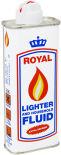 Бензин Royal для заправки зажигалок 125мл